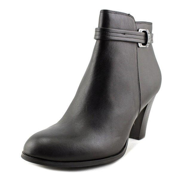 Giani Bernini Baari Women Black Boots