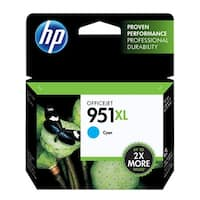 HP 951XL High Yield Cyan Original Ink Cartridge (CN046AN)(Single Pack)