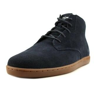 Creative Recreation Vito Men  Round Toe Canvas Blue Sneakers