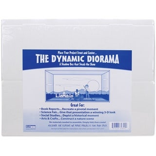 "The Dynamic Diorama 15.5""X6.5""-"