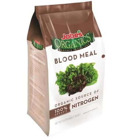 Jobe's 09327 Organics Fertilizer Blood Meal, 12-0-0