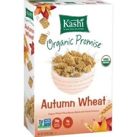 Kashi - Organic Promise Autumn Wheat Cereal ( 12 - 16.3 OZ)