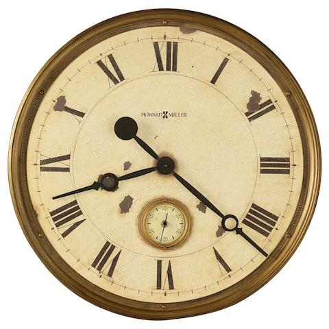 Howard Miller Custer Gallery Wall Clock