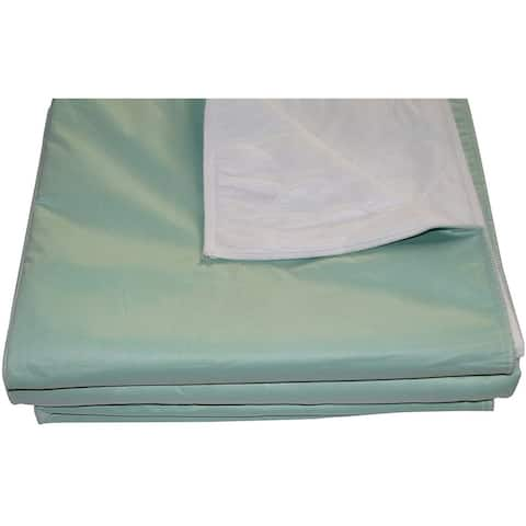 Waterproof Under Pads, Washable and Reusable Bed Pads, Mattress Protector with Highly Absorbent Fill Layer