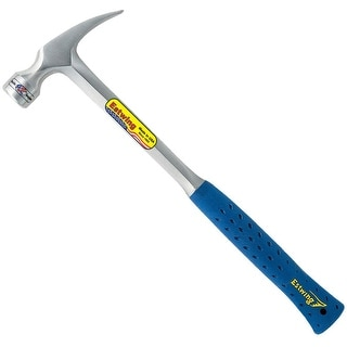 "Estwing E3-22SM Rip Claw Framing Hammer, Milled, 16"", 22 Oz"