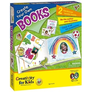 Creativity for Kids - Create Your Own Book Kit