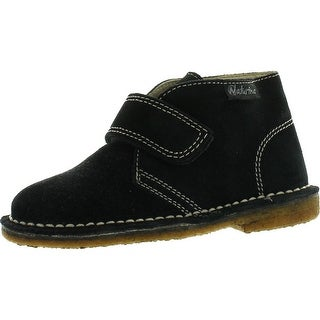 Naturino Boys 2931 Casual Chukka Suede Boots