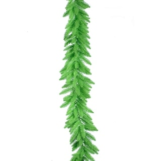 """9'x14"""" Lime Garland DL LED 100Lime 250T"""