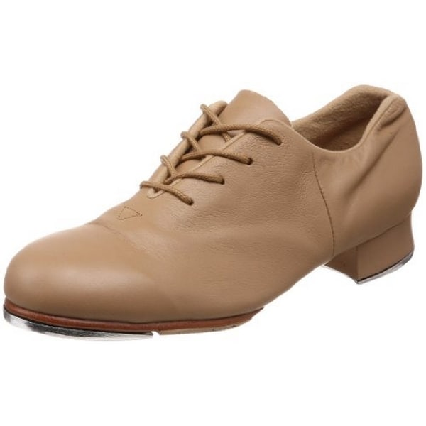 Bloch Women's Tap-Flex Tap Shoe, Tan, 8M