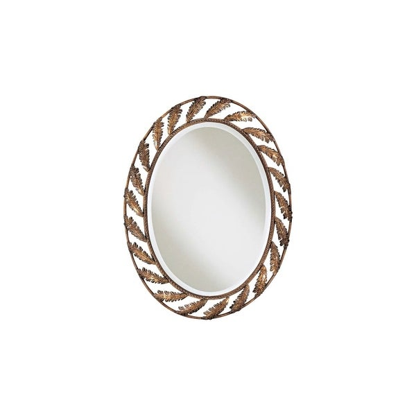 Shop Ambience Am 56090 Victorian Style Oval Mirror Finished In
