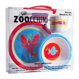 Zoocchini Ocean Dinnerware 5 Piece Set