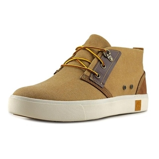 Timberland Amherst Desert Boot Canvas Fashion Sneakers