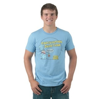 Schoolhouse Rock Conjunction Junction T-Shirt
