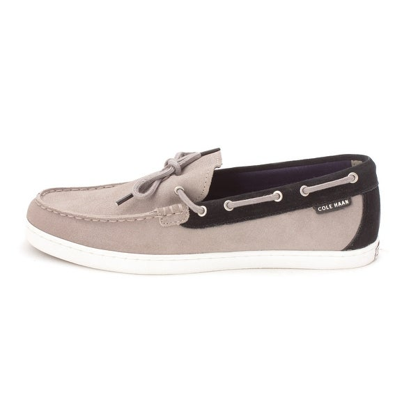 Cole Haan Mens Otissam Closed Toe Boat Shoes - 8.5