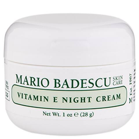 Mario Badescu Vitamin E Night Cream 1 oz - 1 Oz.