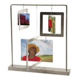Umbra Mobile Nickel Multi Picture Frame