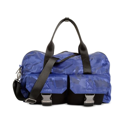 2(X)IST Mens Dome Duffle Bag, Blue, Small (17 in. - 22 in.) - Small (17 in. - 22 in.)