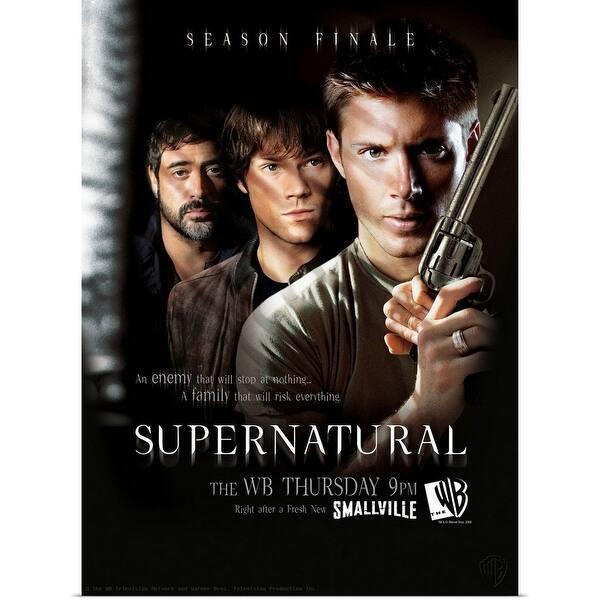Shop Supernatural (TV) (2005) - Multi-color - Free Shipping