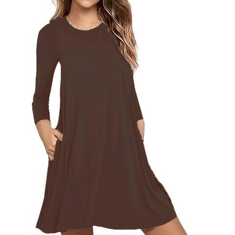 Basic Tee Dress