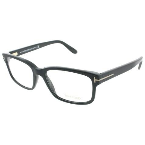 Tom Ford TF5313 002 55mm Matte Black Unisex Eyeglasses - MATTE BLACK - 55mm-17mm-145mm
