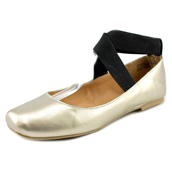 New Directions Precious Women Round Toe Synthetic Ballet Flats