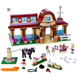 LEGO Friends Heartlake Riding Club 41126 Building Set - Multi