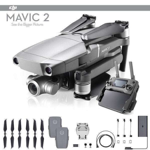8aacafaef17 Shop DJI Mavic 2 Zoom Bundle - Free Shipping Today - Overstock ...