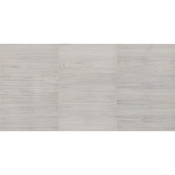 """Daltile M01312241L Fonte - 24"""" x 12"""" Rectangle Floor and Wall Tile - Polished Visual - Sold by Carton (12 SF/Carton)"""