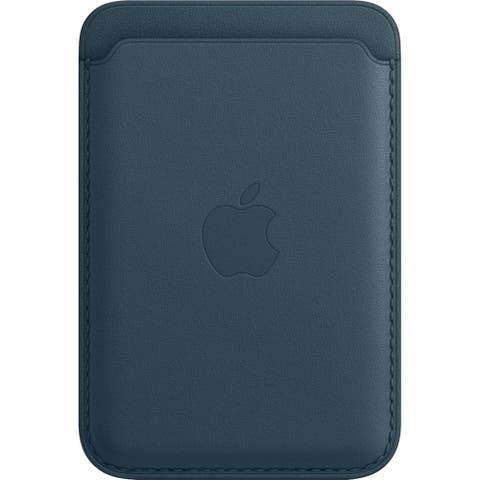 Apple Leather Wallet with MagSafe (for iPhone)