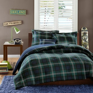 Link to Cameron Blue Comforter Set by Mi Zone Similar Items in Comforter Sets