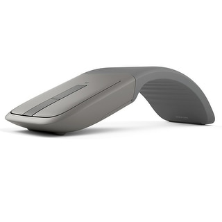 Microsoft 7Mp-00011 Arc Touch Bluetooth Mouse Gray