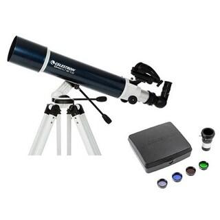Celestron Omni XLT AZ 102mm Refractor-Deluxe Imaging Telescope