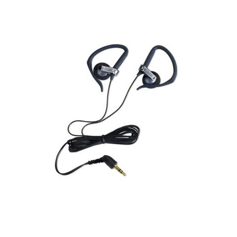 Altec Lansing CHP227 Classic Series inEar Earclips Earphones Black (Discontinued by Manufacturer)