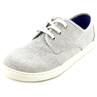Toms Paseo Round Toe Canvas Sneakers
