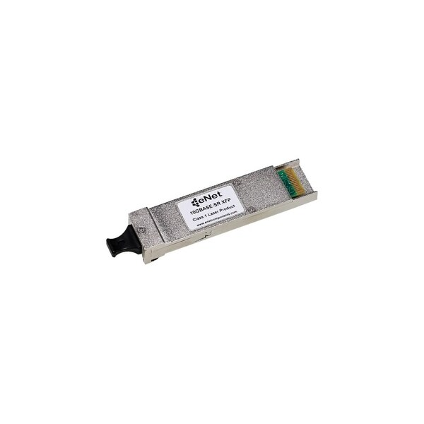 ENET XFP-10GE-SR-ENC Juniper Compatible XFP-10GE-SR 10GBASE-SR XFP 850nm 300m DOM Duplex LC MMF 100% Tested Lifetime warranty