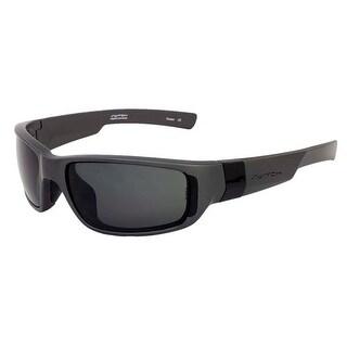 Switch B7 Matte Gunmetal Polarized Interchangeable Sunglasses