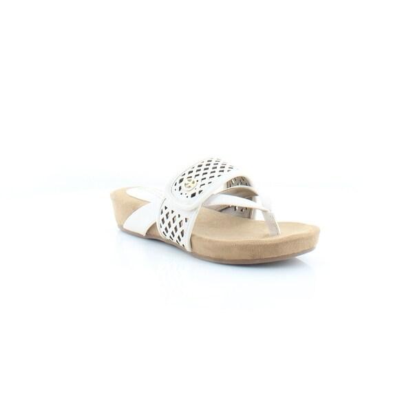 Giani Bernini Releigh Women's Sandals & Flip Flops Gardenia - 5