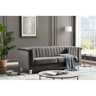 Link to Sunset Velvet Sofa Similar Items in Sleeper Sofas