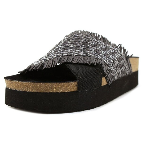 Sixtyseven 78843 Women Black/Black Sandals