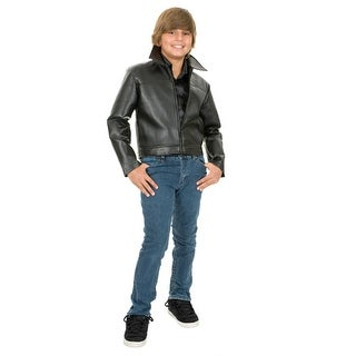 Grease Leather Boys Movie Halloween Jacket (4 options available)