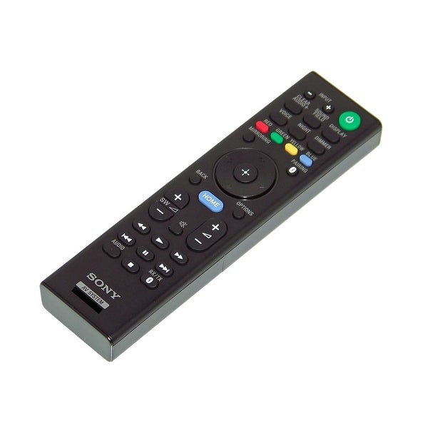 OEM Sony Remote Control Originally Shipped With: HTNT5, HT-NT5, SACT790, SA-CT790