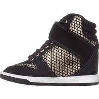 Bebe Womens Calisto Hight Top   Fashion Sneakers