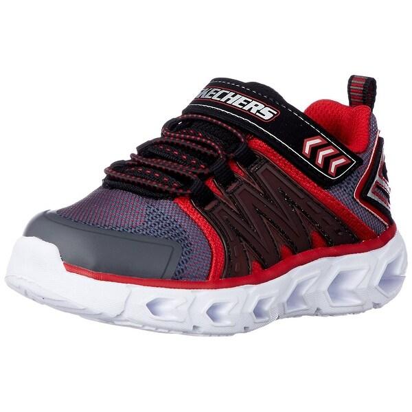 Skechers Flex Advantage 2.0 coole Herren Mesh Sneakers navy