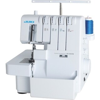Link to Juki MO-80CB Differential Feed FreeArm Serger - White Similar Items in Sewing & Quilting