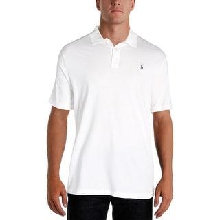 Polo Ralph Lauren Mens Polo Shirt Classic Fit Short Sleeve