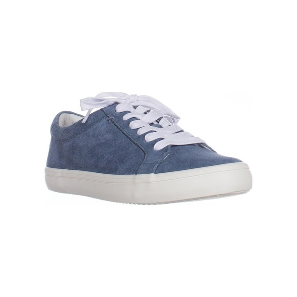 FRYE Womens Kerry Suede Lace-Up Sneakers