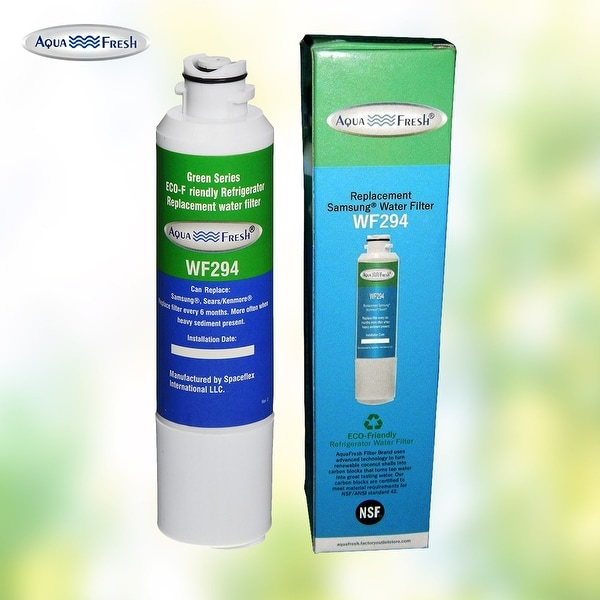 Fits Samsung RFG298HDRS//XAA Refrigerators Aqua Fresh Replacement Water Filter