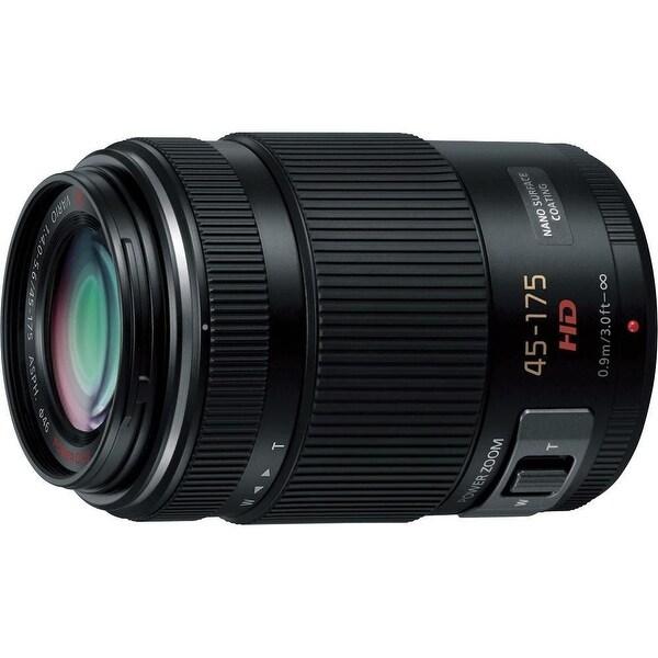 Panasonic Lumix G X Vario Power Zoom 45-175mm f/4.0-5.6 ASPH Lens (Black) - black