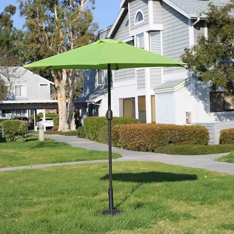 Davee 7.5' Patio Umbrella for Outdoor Shade ( 6 steel ribs)