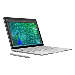 """Microsoft Surface Book 13.5"""" Touchscreen LCD 2 in 1 Notebook - (Refurbished)"""